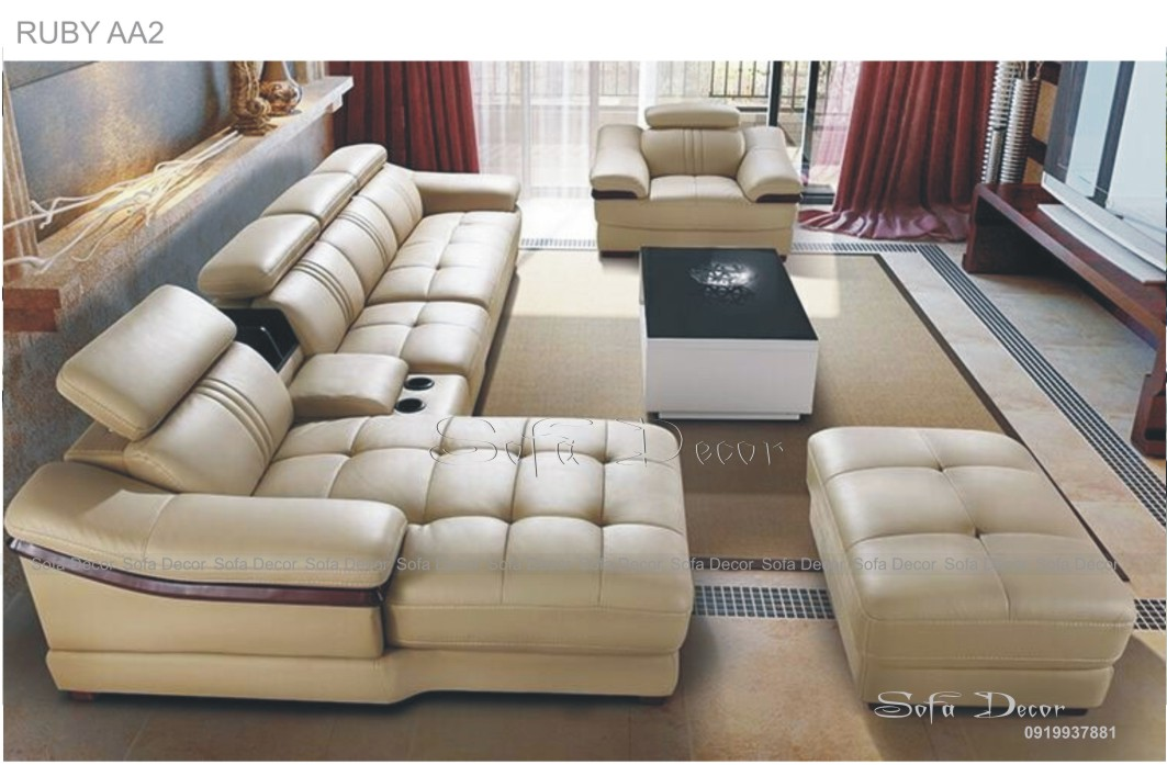 Ruby AA2 Sofa